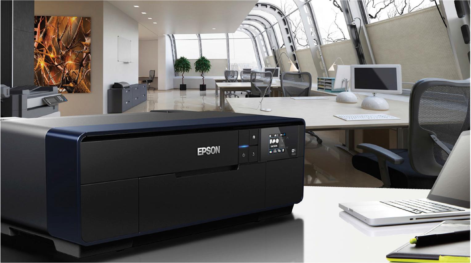 epson P607, Epson LFP. เตรื่องพิมพ์เอปสัน, Epson Printer