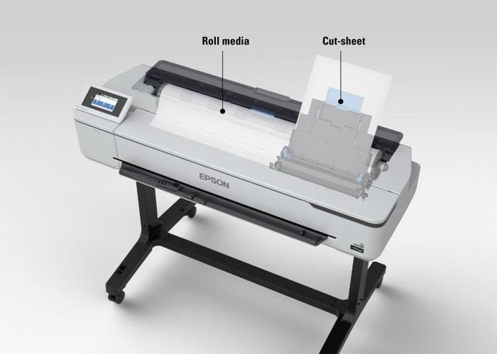 เครื่องพิมพ์แบบแปลน