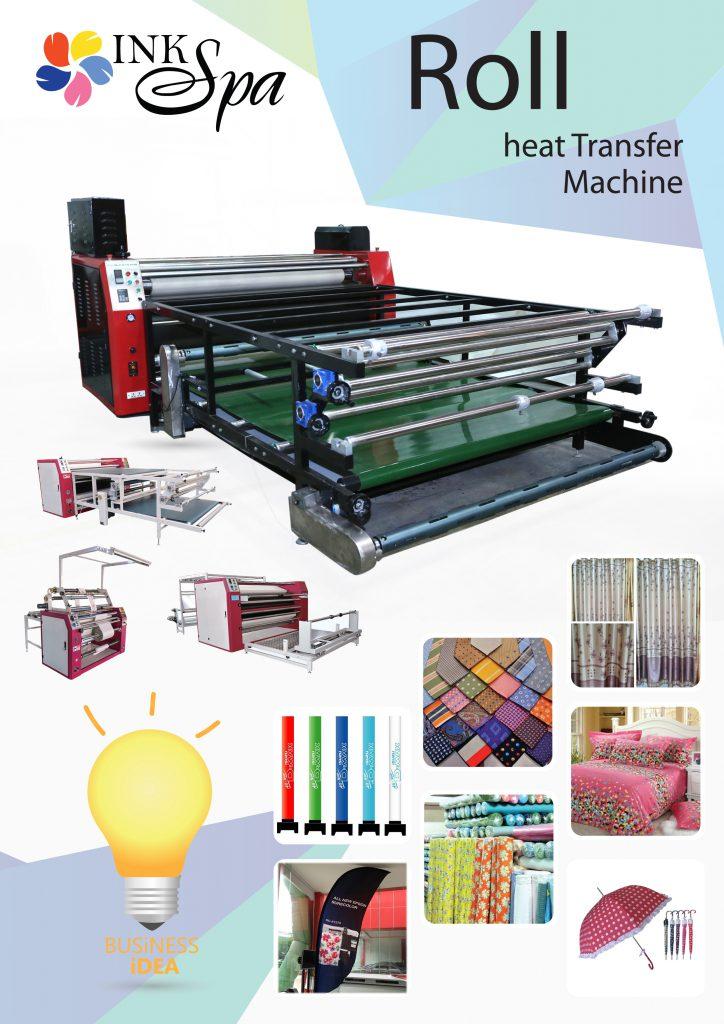 เครื่องรีดโรล,เครื่องรีดร้อนแบบม้วน,เครื่องสกรีน Roll to Roll, เครื่องพิมพ์ผ้าม้วน, เครื่องสกรีนผ้าม้วน, เครื่องสกรีนแบบม้วนต่อเนื่อง, เครื่องรีดสกรีนแบบม้วนโรล, เครื่องสกรีนเสื้อกีฬา, heat transfer roll to roll, Roll Heat Transfer, เครื่องสกรีนทรานเฟอร์, เครื่องทรานเฟอร์, เครื่องรีดทรานเฟอร์, เครื่องรีดร้อน, เครื่อง heat transfer, เครื่องสกรีนขนาดอุตสาหกรรม, เครื่องรีด INKSPA, เครื่องฮีตทรานเฟอร์, เครื่องพิมพ์เสื้อ, Epson f6330
