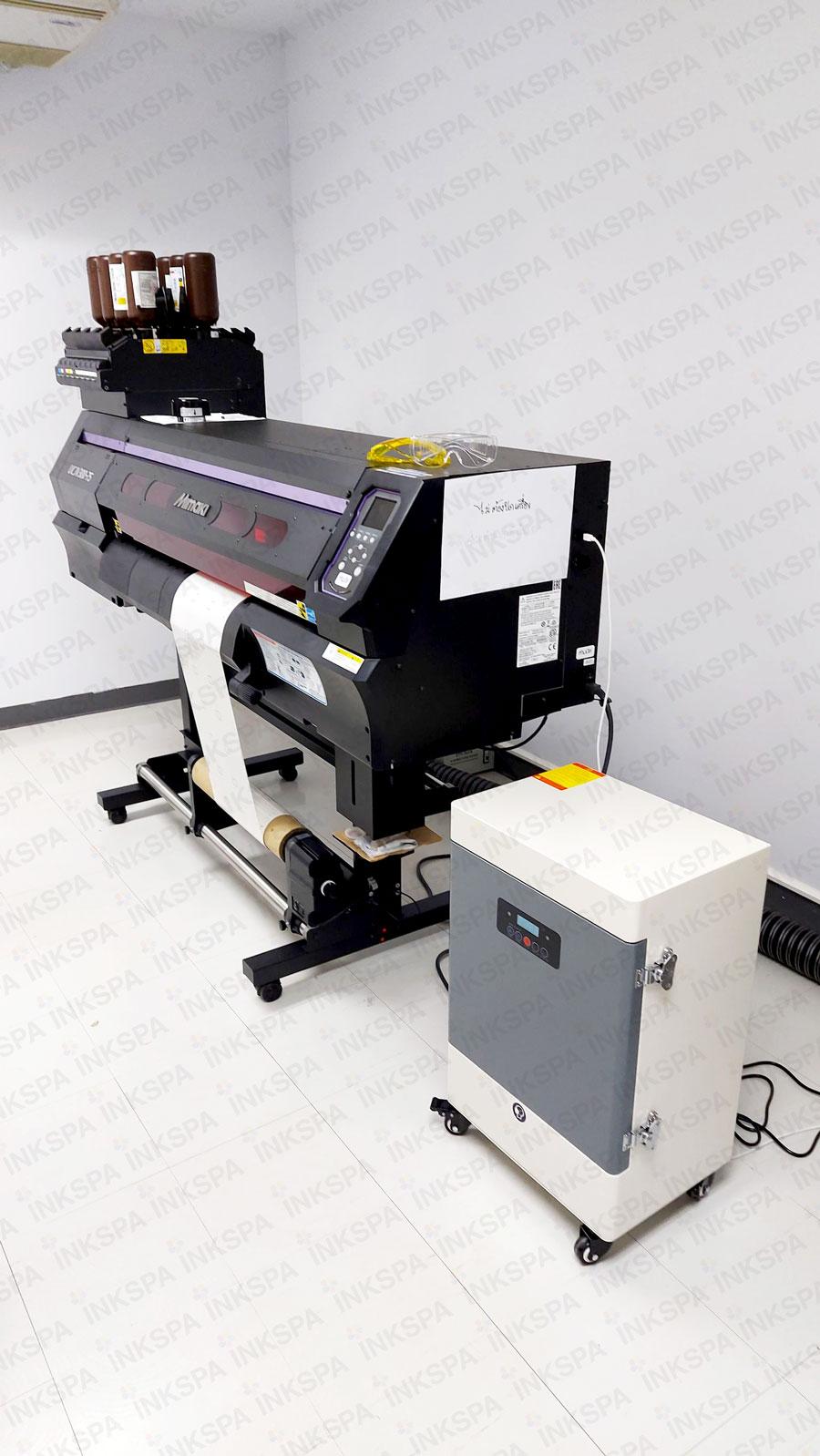 เครื่องดูดควัน เครื่องพิมพ์ผ้า เครื่องเลเซอร์ เครื่องสกรีน