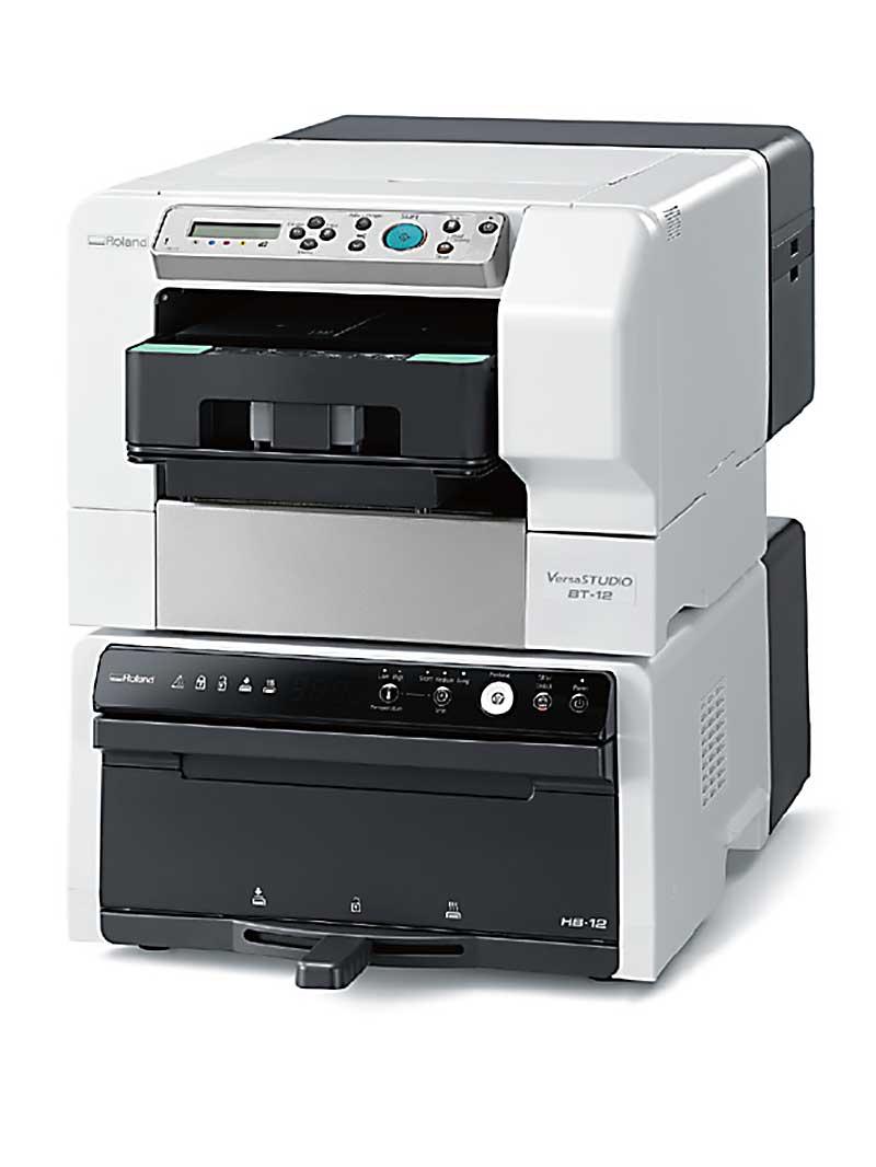 roland, bt-12, versa, studio, dtg, เครื่องพิมพ์เสื้อ, เครื่องสกรีนเสื้อ, เครื่องรีดร้อน, เครื่องพิมพ์, direct to garment, cotodesign,เครื่องdtg
